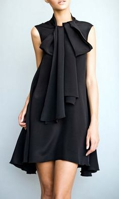 Elegant black dress, Simply lovely
