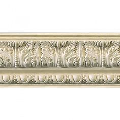 Bendix Gesso Leaf/Egg and Dart Crown Molding Crown Molding, Moulding, Mirror Trim, Floor Trim, Rockler Woodworking, Build Something, Corinthian, Neoclassical, Simple