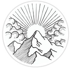 Mountain Circle by baileymincer