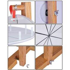 Image result for diy spinning prize wheel