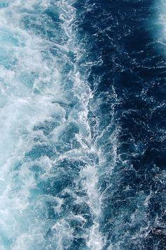 shades of blue Sea And Ocean, Ocean Beach, Ocean Deep, All Nature, Ocean Waves, Under The Sea, Shades Of Blue, Strand, Summer Vibes