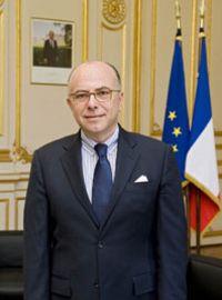 M. Bernard Cazeneuve (c) MI/SG/Dicom/J.Groisard