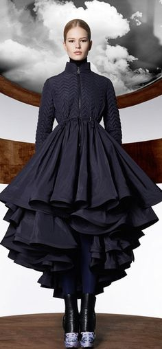 Moncler M by Mary Katrantzou 2013