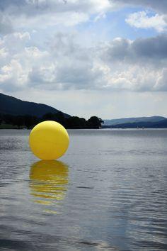 C-Art Cumbria Artists Open Studios 2012 - Coniston Water
