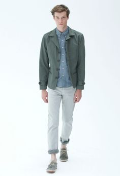 Raleigh S/S 2013