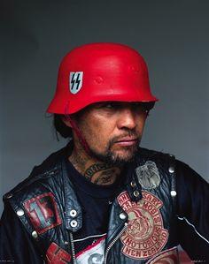 Foto dei membri della gang più pericolosa della Nuova Zelanda