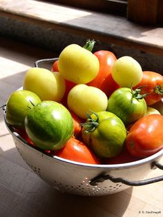 Tomatoes, avocados, summer berries, cucumbers, grapes, mangoes and more anti-aging anti-cancer superfoods for summer.