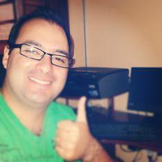 Buenos días! Comenzando un día de mucho trabajo pero gracias a dios que desde casa... #pulgararriba para todos!   Quieres trabajar desde casa también??? Click aquí http://www.welingtondesosa.com/lp1