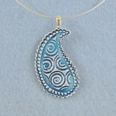 pendent pasley