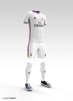 I'm made some football/soccer kits of famous football clubs.