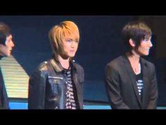 東方神起   TVXQ 2007  Kyunghee University Ment & One Hero kim jaejoong fanca...
