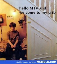 LOL! Harry Potter Cribs