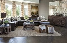 The Shaw Collection - like the rustic modern