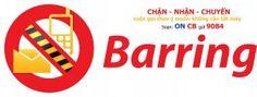 Dịch vụ chặn cuộc gọi Call Barring của Mobifone