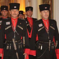 Royal Circasssian Guards of HM King of Jordan #Adyghe