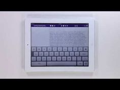 The iReadWrite App for iPad helps students with dyslexia compose documents using a number of features, including text-to-speech, word prediction, phonetic spell checker, word checker for easily confused words, text and picture dictionary, customizable background, and choice of fonts including Open Dyslexic.