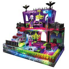 "Monstar Lites Moonlite Mansion -  CRA-Z-ART - Toys""R""Us"