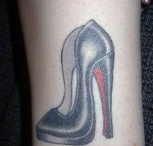 1000 images about high heel tattoos on high