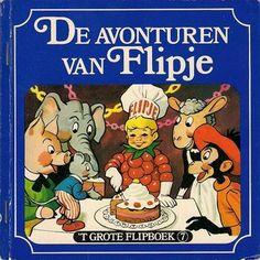 """""""De avonturen van Flipje - 't Grote Flipboek 7"""""""