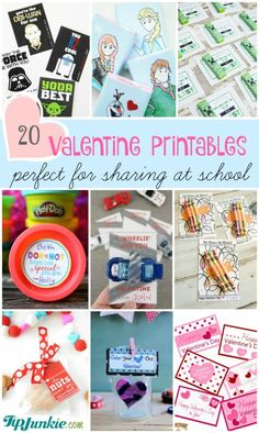 20 Valentine Printables Perfect for Sharing at School-jpg