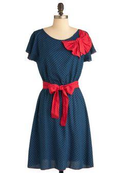 Polka Dot Parade Dress