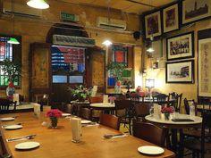 Eat Drink KL: Old China Cafe @ Balai Polis - near Petaling Street