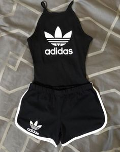 Cute You are in the right place about adidas outfit green Here we offer you the most beautiful pictu Cute Lazy Outfits, Teenage Outfits, Cute Swag Outfits, Sporty Outfits, Teen Fashion Outfits, Athletic Outfits, Outfits For Teens, Stylish Outfits, Sporty Fashion