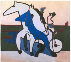 german-expressionists:    Ernst Ludwig Kirchner, Traber Team, 1930