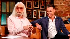 Charlie Landsborough's brother smuggled a monkey home on a ship using some very dodgy methods – different times, indeed! Watch The Late Late Show l. The Late Late Show, Monkey, Style, Swag, Jumpsuit, Monkeys, Outfits, At Sign
