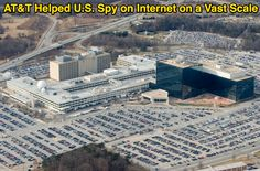 The National Security Agency (NSA) headquarters at Fort Meade, Maryland (AFP Photo) Illuminati, Windows 10, Maryland, Nsa Surveillance, Nsa Spying, Fort Meade, Tempo Real, La Sede, Computers