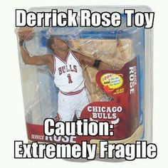 Reactions To Derrick Rose's Injury, From Heartfelt To Hilarious ...