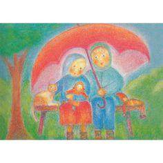elsaesser seasonal postcard set