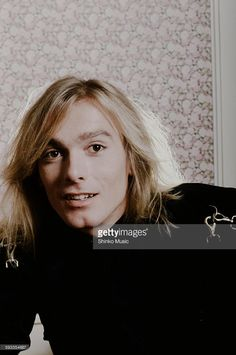 Cheap Trick Robin Zander shot at a hotel, Kanagawa, August 1980. He has become my Mid-Life crush.  I literally can't get enough of him!
