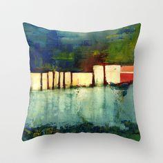 light. Throw Pillow by agnes Trachet - $20.00
