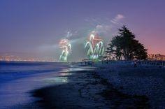 http://blacktripod.com/ July Fourth Fireworks - San Francisco California