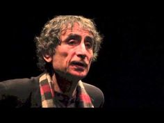 Dr  Gabor Mate on the getting to the source of someone's pain