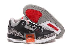 http://www.jordan2u.com/air-jordan-3-gs-blackcement-greyvarsity-red-cheap-sale-for-womens.html AIR JORDAN 3 GS BLACK/CEMENT GREY-VARSITY RED CHEAP SALE FOR WOMENS Only $67.00 , Free Shipping!