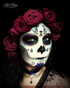 Day+of+the+dead+https://www.makeupbee.com/look.php?look_id=92300