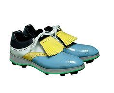 Prada S/S 2012 Mens Golf Shoes