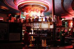 Between Château Rouge and Montmartre, Au Clair de Lune is an unpretentious, lively bar where the locals like to meet for an aperitif and a gossip. The lon