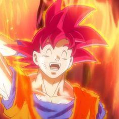 SSJ God Goku