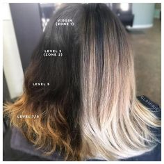 Miss @glamiris worked her magic this color correction! #glamiris #cosmoprofbeauty #licensedtocreate #hair #instahair #blonde by cosmoprofbeauty