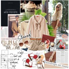 Love begins with a smile, grows with a kiss, ends with a tear. When you were born, you were crying and everyone around you was smiling. Live your life so that when you die, you're the one smiling and everyone around you is crying. on Polyvore