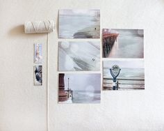 READY TO SHIP  Beach Postcard Set  5 piece 4x6 by BokehEverAfter, $15.00