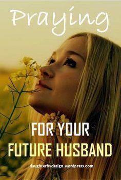 Blog Post: Praying for your husband