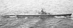 USS Batfish (SS-310) Balao-class US Navy submarine in World War II known primarily for her remarkable feat of sinking three Imperial Japanese Navy submarines in a 76-hour period. (ussbatfish.com) 6.17 #3
