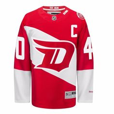 All the best Detroit Red Wings Gear and Collectibles are at the official online store of the NHL. The Official Red Wings Pro Shop on NHL Shop has all the Authentic Red Wings Jerseys, Hats, Tees, Hockey Apparel and more at NHL Shop. Hockey Sweater, Hockey Shirts, Nhl Jerseys, Reebok, Detroit Red Wings, Nhl Shop, Detroit Game, Ice Hockey Jersey, Stadium Series