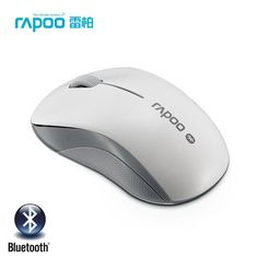 Rapoo 6020B Wireless Optical Bluetooth Mouse 1000 DPI Bluetooth 3.0 For Laptop Notebook Computer Peripherals