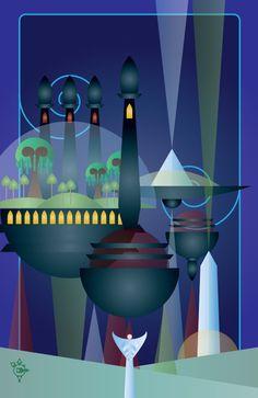 Noo Spinoolean Tarot - The Future