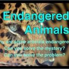 Endangered Animals: Interactive Facts, Writing Activities, and More.   This includes a 35 page Powerpoint presenatation, as well as, a variety of w...